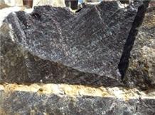 Vizag Blue Granite Block