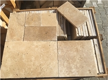 Classic Beige Travertine Tiles