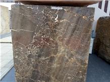 Gold Emperador Marble Blocks