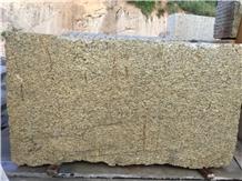 Giallo Santa Cecilia Granite Blocks