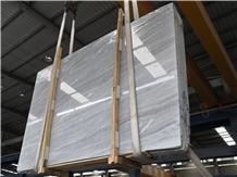 Nestos Semi White Marble Slabs ,Kaimei Ice Marble