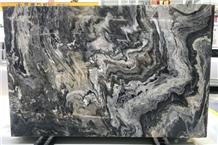 Australian Gray Wave Marble Slabs