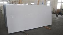 White Crystal Quartz Slab