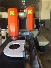 Sink Hole Cut and Polishing Machine Counter Top