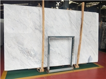 China Volakas White Marble Slabs Floor Wall Tiles