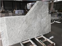 Andromeda White Granite Kitchen Countertop
