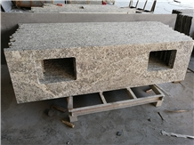Bianco Antico Granite Bath Vanity Countertops