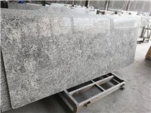 Bianco Antico Granite Kitchen Countertop