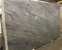 Ocean Blue Quartzite Slabs