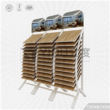 Parquet Flooring Display Stand for Showroom