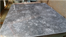 Aliveri Grey Marble Slabs, Greece Grey Marble