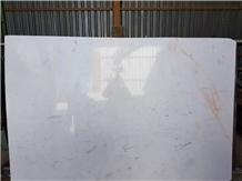 Kyknos White Marble Slabs, Kycnos White Marble