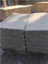 Vietnam White Granite Paving Stone