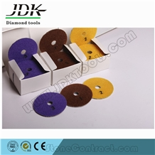 3 Steps Diamond Wet Polishing Pad for Granite
