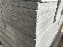 Triesta Grey Tumbled Limestone Tiles