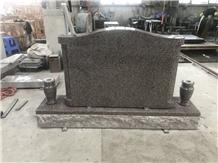 Granite Headstone Memorial American Style