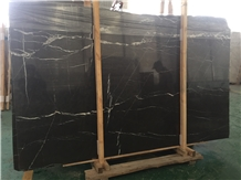 Pietra Grey Graphito Marble for Flooring Tiles