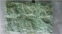 Pedra Hijau Verde Hijau Sukabumi Stone Pool Wall