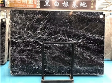 Royal Black Marble for Wall and Floor Tile