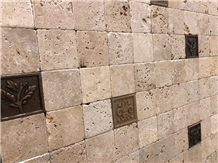 Travertine Tumbled Tile, Travertine Tiles