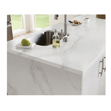 Artificial Calacatta Quartz Stone for Counter Top