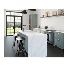 Beautiful Design Calacatta Quartz Countertop