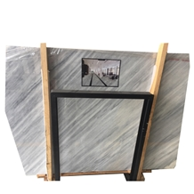 China Space Grey Marble Slabs