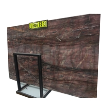 China Venice Red Jade Marble Slabs Good Price