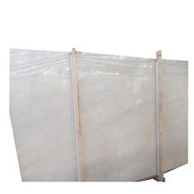 China Wholesaler Elegant Beige Marble Slabs Price