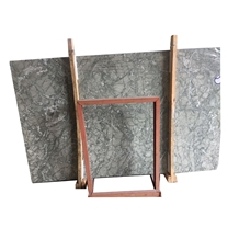 Polished Antique Green Iran Marble Slabs
