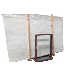 Turkey Shell Beige Marble Slab and Tiles for Floor