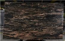Malibu Granite Slabs/ Macassar