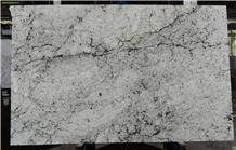 White Sophie Granite Slabs