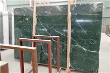 Formosa Jade Grain Green Marble Polished Slab