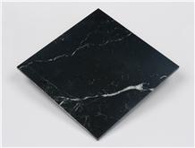 Marquinia Black Marble Tiles