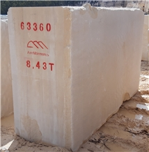 Creme De Mos Limestone Blocks