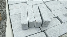Fargo G603 Grey Granite Cobble Stone,Tumbled Paver
