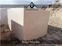 Bm-001, Beige Marble Blocks