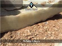 White Onyx-001, White Onyx Block