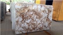 Citrino Crystal Quartzite Slabs