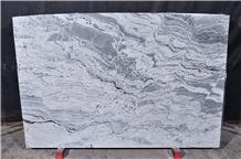 Piracema White Granite Slab