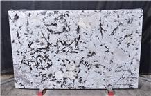 White Everest Granite Slabs