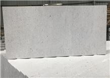 China Silver Ash Travertine Big Slabs & Tiles