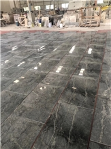 Chinese Sky Blue Granite Slabs and Tiles