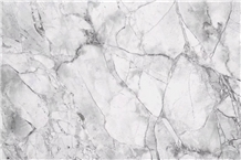 Super White Quartzite 1cm Flooring Walling Tiles
