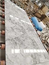 Super White Quartzite Pre-Fabricated Slabs