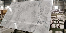 Superwhite Calacatta Quartzite Big Slabs 1.8/2.0cm