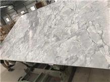Superwhite Quartzite Big Slabs & 1cm Tiles