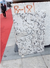 Bianco Onyx Granite, Transparent White Granite