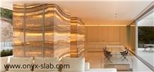Wall Panels, Onyx Slabs